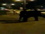 תיעוד: עימות אלים בין שוטרים לנער בכרמיאל