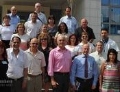 הנהלת המכללה האקדמית להנדסה אורט בראודה ביקרה במרכז הרפואי לגליל