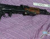 אמצעי לחימה נתפסו בבית בדיר אל אסד. חשוד נעצר