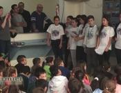 מחזור נוסף של מגשרים צעירים הוכשר בבית ספר כלנית