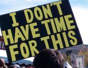 איך לא לדחות למחר את מה שיש לעשות היום.. כדי שלא נפסח על דברים חשובים, מאת לודמילה פרידמן