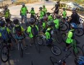 טיול ראשון של מועדון האופניים לשנה - תמונות וסרטון באתר