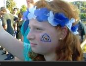 סיקור וידאו של מפגן ההזדהות שהיה בכרמיאל מאת הטלויזיה הקהילתית של כרמיאל
