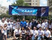 גיורא צ'שקין המתמודד לראשות העיר: מאמין בלב שלם ששינוי הכיוון יגיע ב- 30 לאוקטובר!