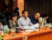 חברי סיעת מהפך בראשות משה קונינסיקי הצביעו נגד תקציב הפיתוח של העיר