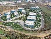 החלו העבודות להקמת פארק היי-טק בר-לב