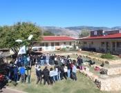 מרכז צעירים כרמיאל מהדק קשרים עם עמותת איילים בכרמיאל