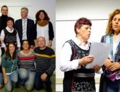 נציגות כרמיאלית בסמינר של רכזי משלחות נוער ישראל בבוואריה- גרמניה