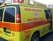 פצוע קשה ושלושה פצועים קל-בינוני בתאונה ליד כרמיאל בשבת