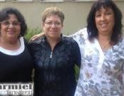 קורס מנהיגות נשים מוניצפאלית בכרמיאל