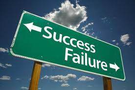 טעות = כישלון ?